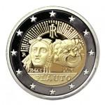 Itália 2€ Titus Maccius Plautus 2016