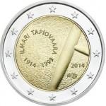 Finlândia 2€ Ilmari Tapiovaara 2014