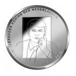 Holanda 5€ 500 Anos  de Jheronimus Bosch 2016