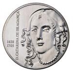 Portugal 5€ Catarina de Bragança 2016