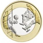 Finlândia 5€  Futebol 2016
