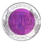 Luxemburgo 5€ Castelo de Clervaux 2016