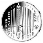Alemanha 10€ Fahrenheit 2014