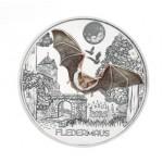 Austria 3€ Morcego Brilhante 2016