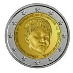Bélgica 2€ Organização Child Focus 2016