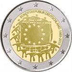 Alemanha 2€ 2015 - 30 Anos da Bandeira Europeia