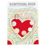 Portugal Fdc 2016