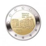 Malta 2€ Templo de Ggantija 2016