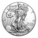 USA 1 USD American Eagle 2017