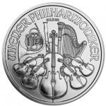 Áustria 1,50€ Philarmónica 2017