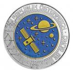 Áustria 25€ Niob Cosmologia 2015