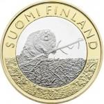 Finlândia 5€ Satakunta 2015