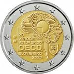 Eslováquia 2€ OCDE 2020