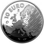 Espanha 10€  Alargamento da UE 2004
