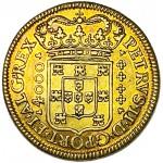 D. Pedro II Moeda (4800 Réis) 1690