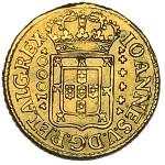D. JOÃO V 1200 RÉIS 1722