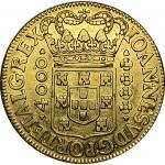 D. João V Moeda (4800 Réis) 1725 B