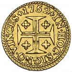 D. JOSÉ I PINTO (CRUZADO) 1752