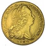 D. JOSÉ I PEÇA (6400 RÉIS) 1762 R