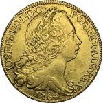 D. José I Peça (6400 Réis) 1764 R
