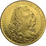 D. Maria I e D. Pedro III Peça 1778 Rio de Janeiro