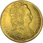 D. Maria I Peça (6400 Réis) 1790 Rio de Janeiro