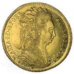 D. Maria I Peça (6400 Réis) 1795 Rio de Janeiro