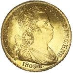 D. João Principe Regente Peça 1809 Rio de Janeiro