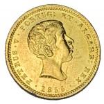 D. Pedro V 1000 Réis 1855