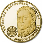 Portugal 2,5€ Marcos Portugal 2014 Ouro