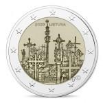 Lituânia 2€ Colina das Cruzes 2020