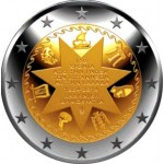 Grécia 2€ 150 Aniv. da Unificação das Ilhas Jónicas 2014