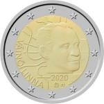 Finlândia 2€ Vaino Linna 2020
