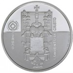 Portugal 5€  Convento de Cristo em Tomar 2004