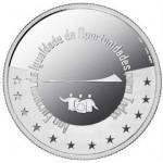 Portugal 5€  Igualdade de Oportunidade 2007