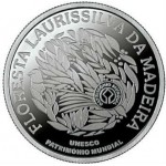 Portugal 5€  Floresta Laurissilva 2007