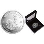 África do Sul 1 oz Krugerrand 2020 Proof