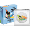 Niue 2 Dollars Disney Mickey Mouse - Ready set go 2020