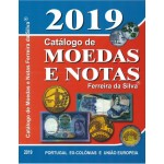 Catálogo de Moedas e Notas 2019