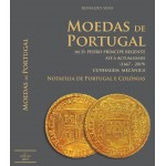 Livro Moedas de Portugal 1667/ 2019 - Moedas e Notafilia de Portugal e Colónias