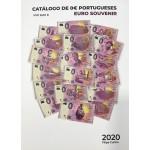 Catálogo Notas 0€ Portuguesas 2020