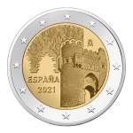 Espanha 2€ Cidade de Toledo 2021