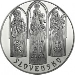 Eslováquia 20€ Área de Levoca 2017
