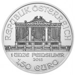 Áustria 1,5€ Philarmonica 2015