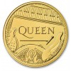 Inglaterra 100 Pounds Queen British Music Legends 1 oz. ouro 2020