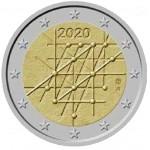 Finlândia 2€ Universidade de Turku 2020