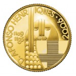 Portugal 1/4€ 2006 - Afonso Henriques, O Conquistador