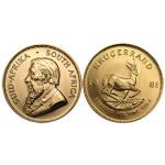 África do Sul Krugerrand ouro 1981