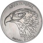 Portugal 5€ Águia imperial 2018