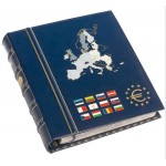 Álbum Vista Euros Volume 2 c/ contra capa